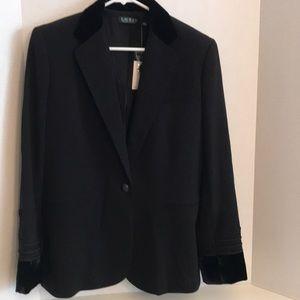 🎄 NWT Lauren Ralph Lauren women's blazer